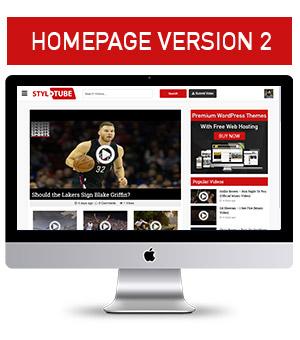 Homepage Demo v2